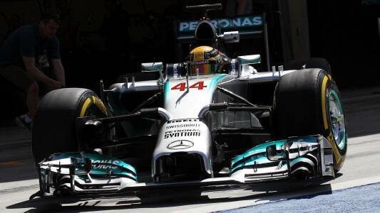 Hamilton vero mattatore del gran premio di F1 a Sepang