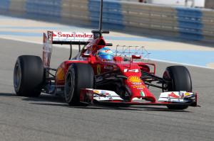 Test Alonso