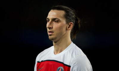 Zlatan Ibrahimovic, già 10 gol in Champions quest'anno