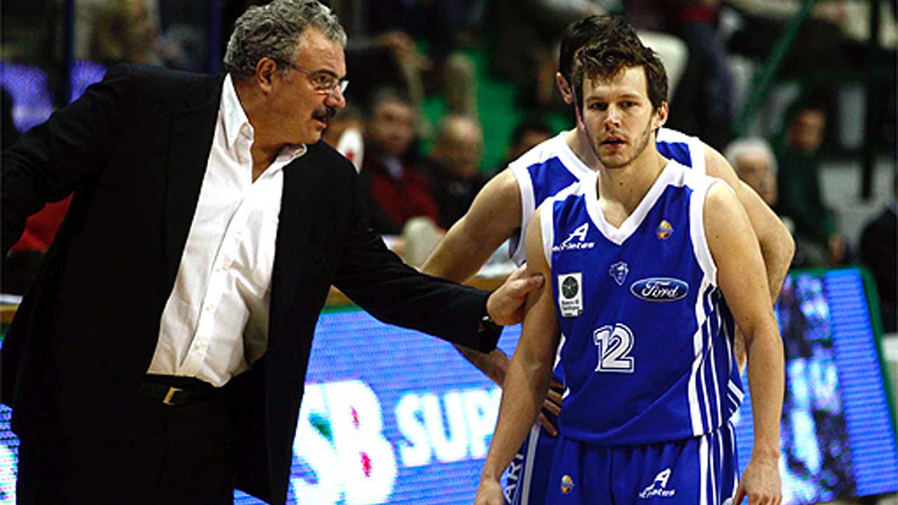 Dinamo vs Sassari: fase di gioco