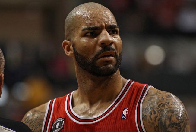 Carlos Boozer, ex Bulls ora in forza ai Lakers.