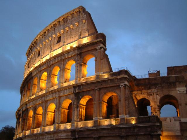 visita privata di Obama al Colosseo