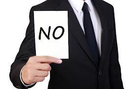 come imparare a dire di no