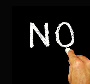 consigli per imparare a dire di no