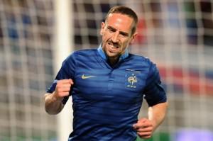 Road to Brasil: Frank Ribéry, la stella della nazionale francese