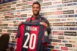 Ibson, benvenuto in Italia!