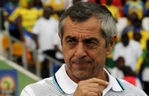 Il ct del Senegal Alain Giresse, deluso dalla decisione di Keita.