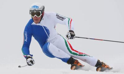 Innerhofer splendido argento alle Olimpiadi di Sochi 2014.