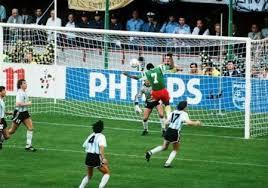 Oman Biyik piega l'Argentina a Italia '90
