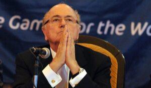 Blatter contro la moviola