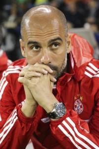 Pep Guardiola, tecnico del Bayern