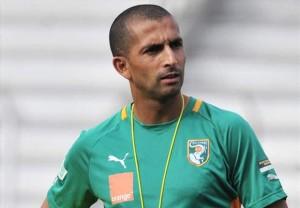 Il Ct Sabri Lamouchi, che guiderà gli Elefanti ai Mondiali.