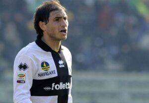 Paletta, miglior giocatore del Parma contro il Napoli insieme a Cassani