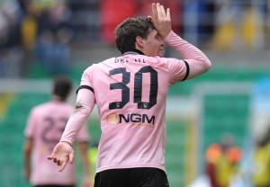 Andrea Belotti, attaccante del Palermo