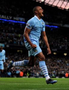 Barcellona-Manchester City, Kompany autore del gol dell'1-1
