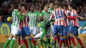 Betis Siviglia-Atletico Madrid, Liga, Sportcafe24