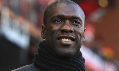 Clarence Seedorf, allenatore del Milan