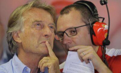 F1 - Domenicali non è più un punto fermo nei piani di Montezemolo