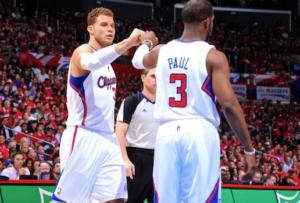 Vincono ancora i Clippers trascinati dalla coppia Griffin-Paul.