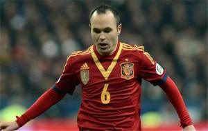 Andres Iniesta, luomo che decise la finale Spagna-Olanda quattro anni fa Mondiali