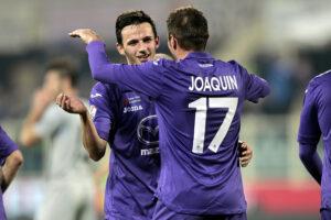 Joaquin, attaccante della Fiorentina