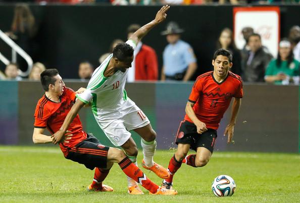 Obi Mikel, centrocampista del Chelsea e della nazionale nigeriana