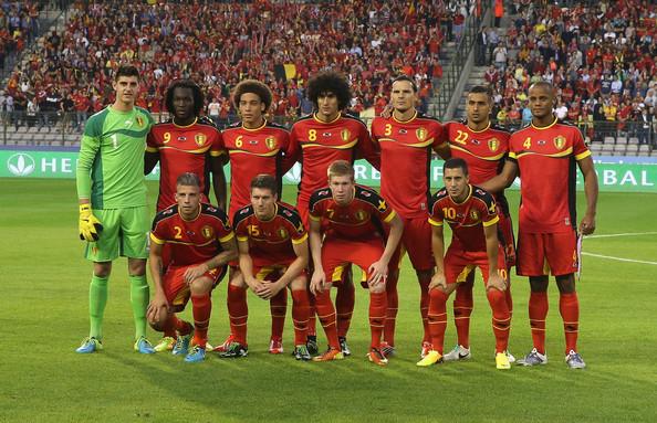 Le stelle, la super formazione del Belgio