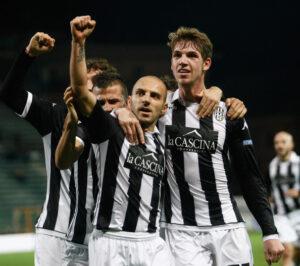 Alessandro Rosina è stato uno dei giocatori migliori della 30esima giornata