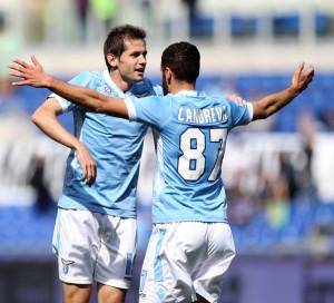 La Lazio ha sconfitto il Parma 3-2