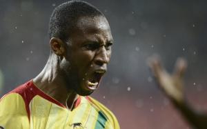 Seydou Keita, centrocampista del Valencia e della nazionale maliana