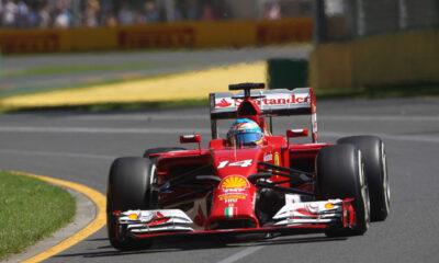 SportCafè24- Prove Libere Alonso Australia