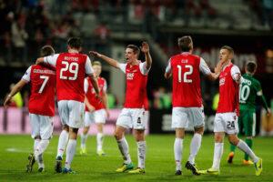 L'Az affronta l'Anzhi negli ottavi di finale di Europa League