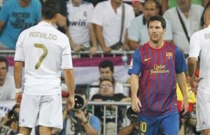 Cristiano Ronaldo e Lionel Messi, i due giocatori più forti del mondo. Chi è il migliore?