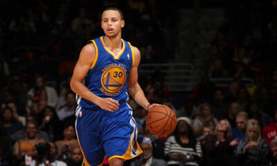 Stephen Curry, sua la Top Plays della notte Nba per gli Warriors.