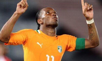 Didier Drogba guida la Costa d'Avorio ai terzi Mondiali di fila.
