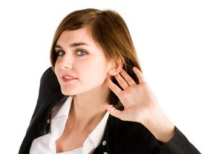 Saper essere dei buoni ascoltatori è fondamentale per la comunicazione