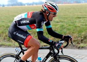 Fabian Cancellara, secondo alla Milano-Sanremo
