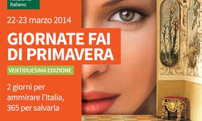 Giornate FAI 2014: il manifesto