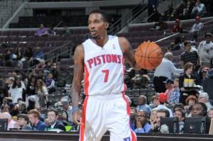 Brandon Jennings, Detroit Pistons