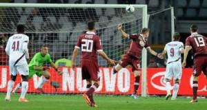 Torino-Livorno 3-1: Super Immobile, gran colpo di testa sul primo goal