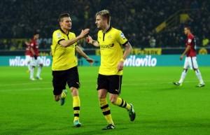 Bundesliga: Reus stende con una tripletta lo Stoccarda