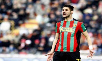 Crotone-Ternana 1-1: un gran goal di Masi
