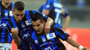 L'Atalanta vince 2 a 0 contro la Sampdoria