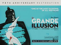 locandine de La grande illusione, film diretto da Jean Renoir