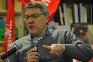 Maurizio Landini, oppositore della riforma articolo 18