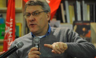 Maurizio Landini, segretario della Fiom