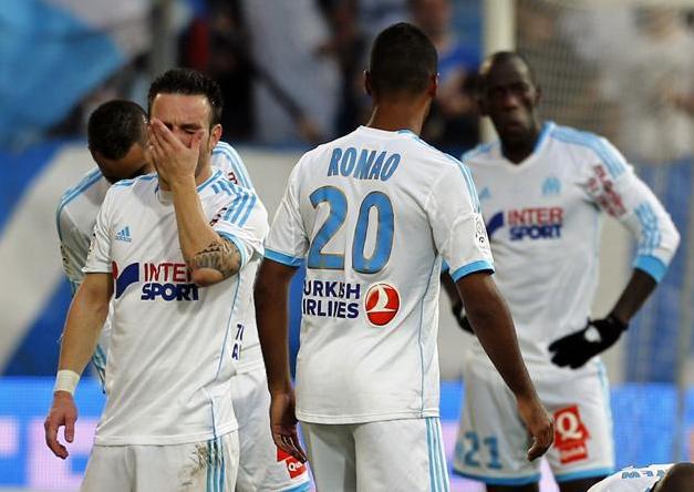 Ancora una sconfitta per il Marsiglia che perde la sfida casalinga contro il Rennes.