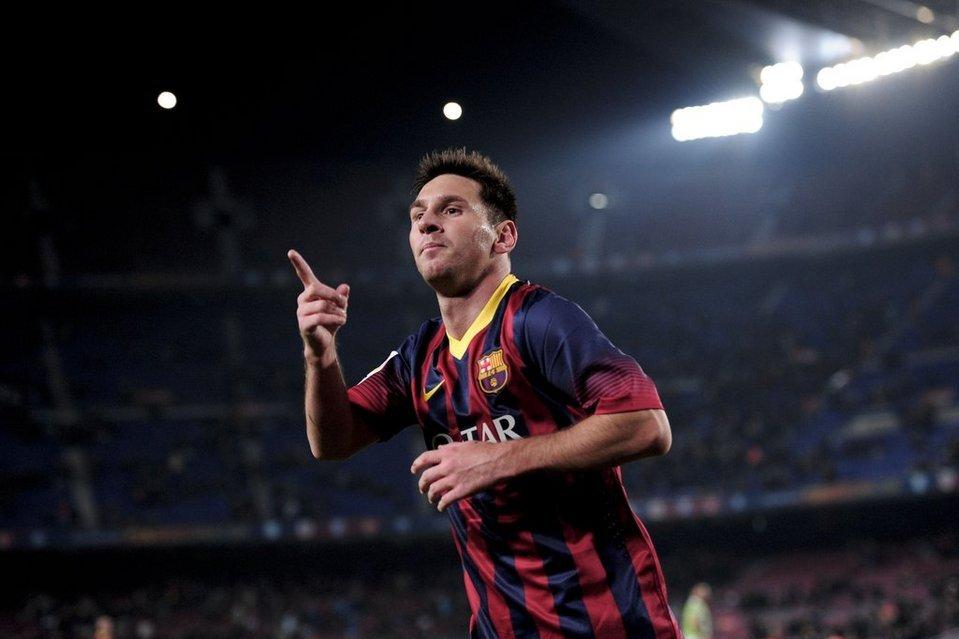 Lionel Messi vuole guidare il Barcellona alla Remuntada in Liga