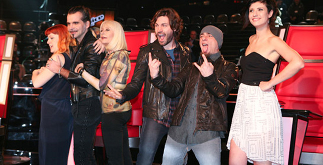 The Voice, Sportcafe24