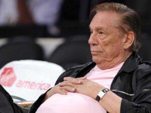 Donald Sterling, radiato dalla NBA